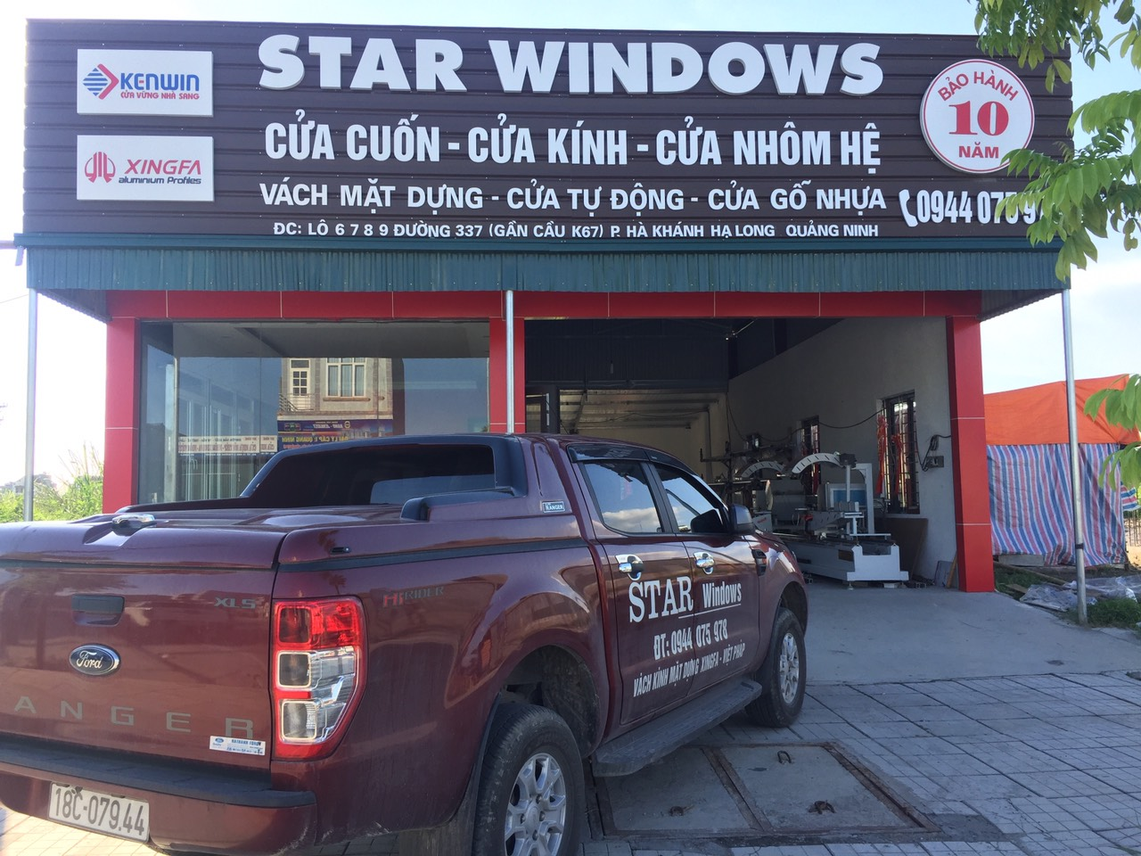 Cửa Nhôm Star windows